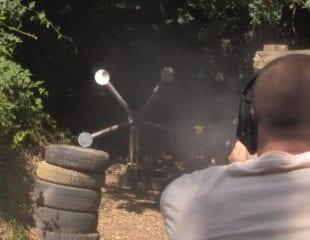 MAtch TSV Handgun Flers 2015