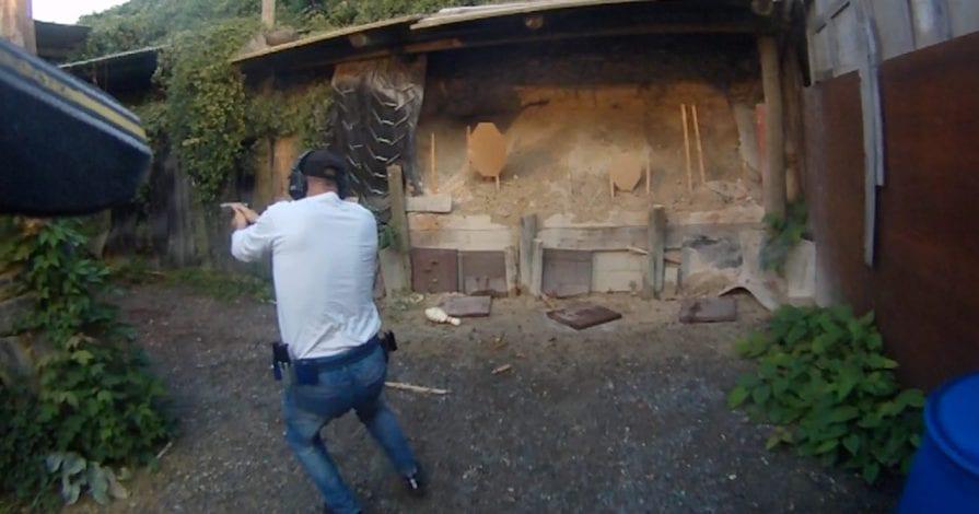 Entrainement TSV Handgun AST Roissy