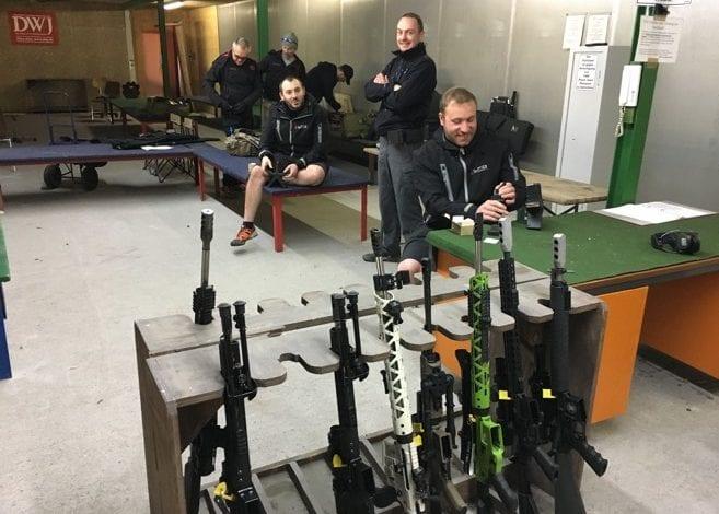 DM Rifle 2017