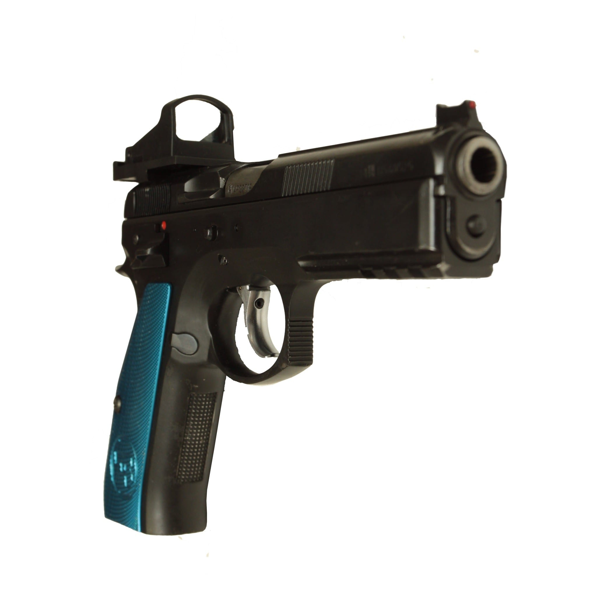 pistolet tir competition