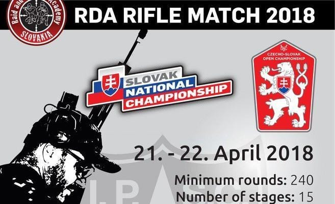 RDA Rifle Match 2018