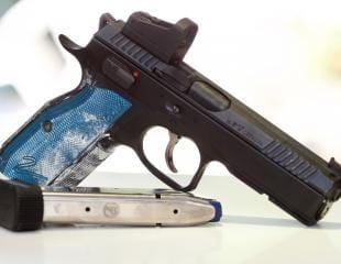 CZ Shadow 2 Production Optics Shield SMS