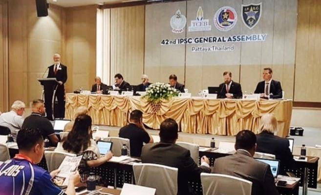 42nd General Assembly of the IPSC