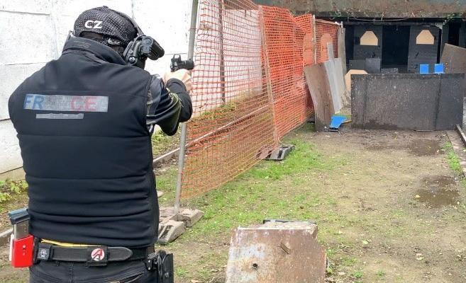 Carabiniers d'Artois Arras 2019 Handgun