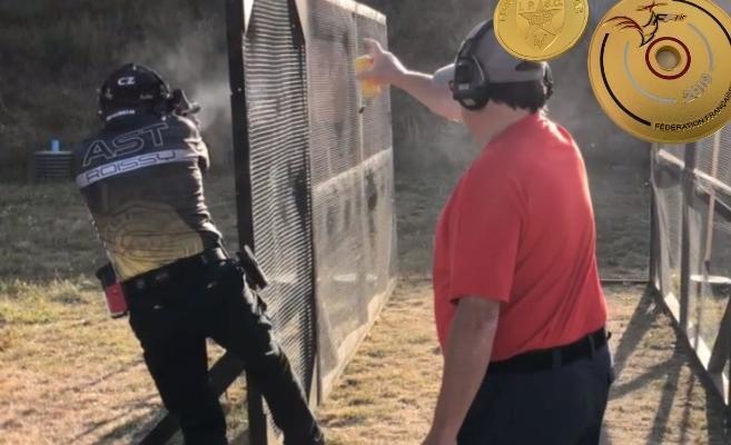 Championnat de France TSV Handgun 2019