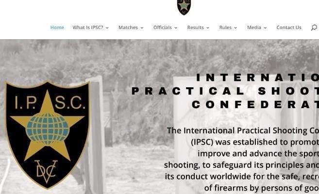 Nouveau Look pour le site de l'IPSC