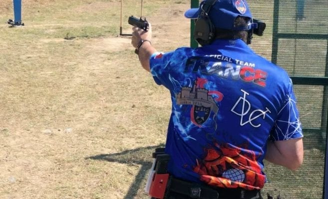Championnat d'Europe Handgun 2019