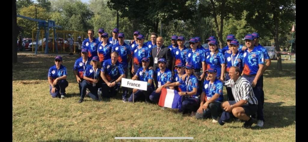 EHC 2019 L'équipe de France
