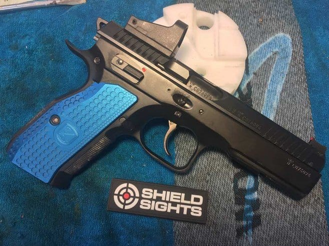 ipsc production optics shadow 2 shield red dot