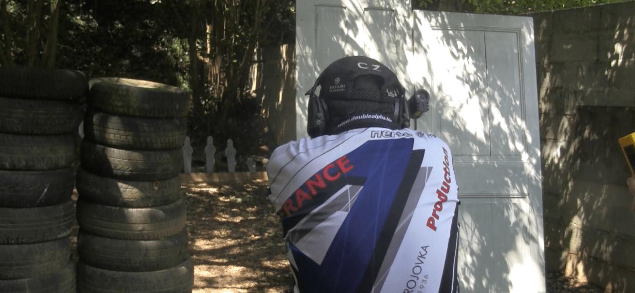 match tsp handgun Flers 2015