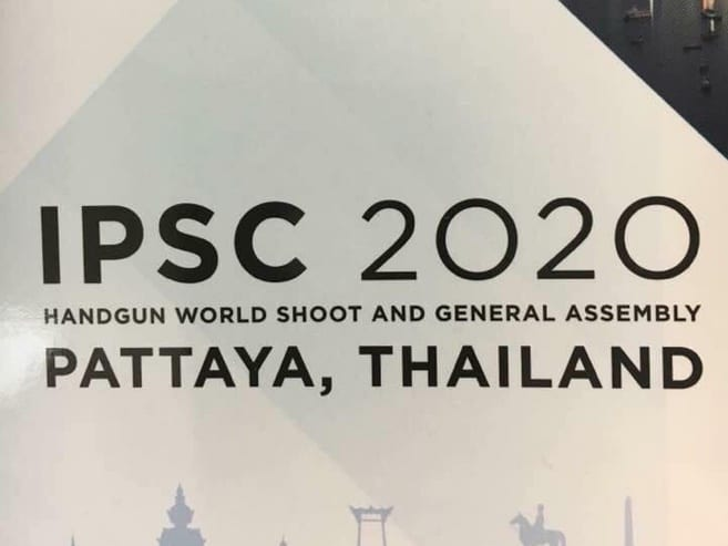 IPSC worldshoot 2020 Thailand