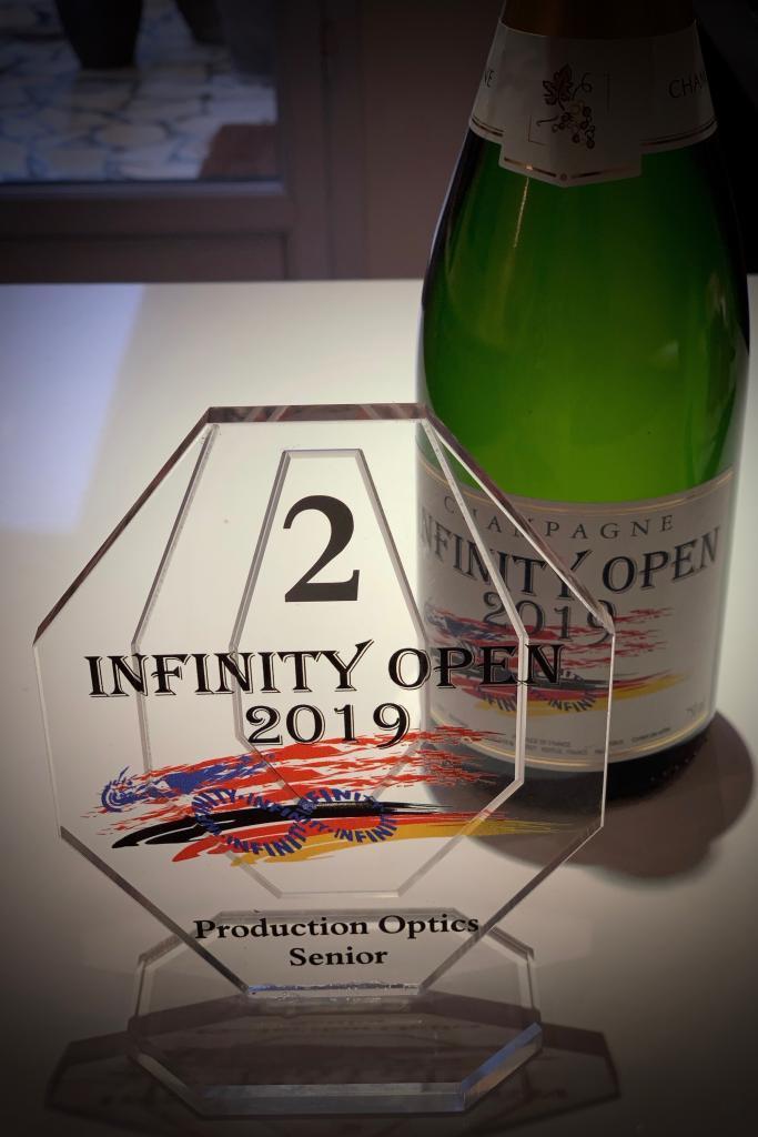 infinity open 2019